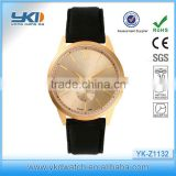 Tungsten alloy leather watches ,Fashion Tungsten alloy leather watches company,Tungsten alloy leather watches factory
