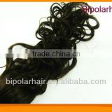 5a one donor 100% human hair horse tail hair