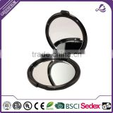 Brand new table swivel beauty salon mirror metal free standing metal unique cosmetic mirror