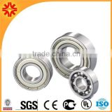 Brand products 85*130*22 mm Small deep groove ball bearings 6017-2Z