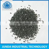 High wearing resistance Mn 1.2% cast steel grit G25 for surface preparation before coating