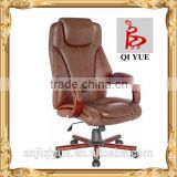 Anji high back swivel executive big boss office chair QY-2385