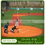 High quality artificial grass synthetic turf for baseball