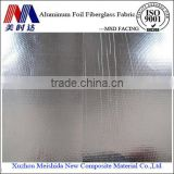 Reflective Roof Material Double Sided Fiberglass Insulation
