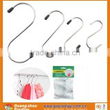 Chrome Clothes Rack Airer dryer Kitchen Hanging S Hooks