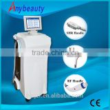 SK-8 SHR remove unwanted hair permanentlyl rf face lift nd yag laser tattoo removal machine