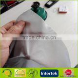 new lightweight nylon taffeta / 20D*20D waterproof nylon / transparent nylon double checks fabric