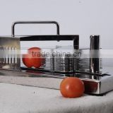 New style best quality of onion tomato slice cutting machine/manual tomato slicers cutting machine