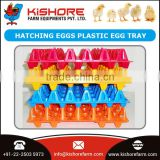 Recognized Wholesale Dealer of Plastic Egg Tray Exporting at Fair Price for the Consumers