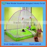 Stainless Steel Portable Free Standing Mosquito Net For Double Bed