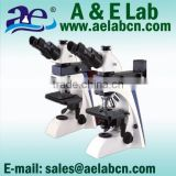 medical instrument all kinds of electron binocular/trinocular metallurgical microscopes price