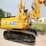 HF856A rotary drilling rig rotary drilling machine for piling foundation piling rig