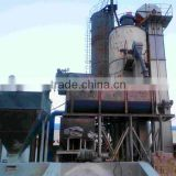 Groove type lime slaker machine for hydrated lime production