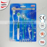 wholesale china dental care kit dental scaler/dental pick/anti-fog mirror/toothbrush