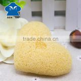 Facial Wash Konjac Sponge Konjac with Added Activated Bamboo Charcoal