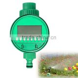 Green English Version LCD Home Digital Electronic Intelligence Water Timer Garden Irrigation Controller Water Programs System
