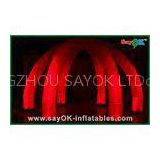 Advertising Spiders Tent Inflatable Lighting Decoration With LED
