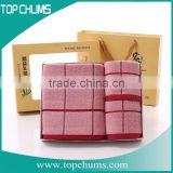 Luxury Hotel & Spa 100% Cotton beach bag and towel set,towel gift packing ideas for wedding,towels bath set