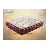 Soft Feeling Gel Memory Foam Mattress / Pocket Spring Mattress Foam Encased
