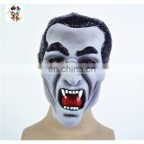 Dracula Pvc Full Face Adult Scary Horror Halloween Masks HPC-0465