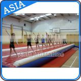 Custom Drop Stitch Inflatable Air Track Gymnastics Gymnastics Air Mattress Inflatable Tumbling Tracks For Sale