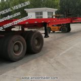 20/30/40/50m Hydraulic Extendable multi-axles Wind Turbine flatbed Trailer for Sale material Q690