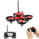 YF-D001/Brushed Mini FPV Quadcopter 800TVL Camera Ready to Fly Toys Drone one key Flip with 3.7V Battery
