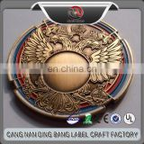 Hot Selling OEM Items Custom Soft Enamel Type Blank Bronze USA Souvenir Eagle Military Challenge Coin