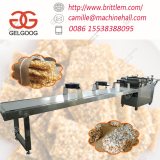 Commercial Sesame Candy Making Machine Production Line with No Break