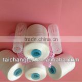 spun polyester yarn for sewing thread dyed polyester yarn