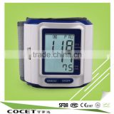 lower price wrist watch digital blood pressure monitor                                                                         Quality Choice