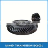 customized M4 standard machining metal professional helical small differential spiral steering