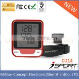 Speed Cadence Tracker Waterproof Bicycle Computer