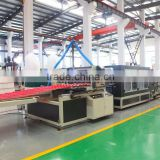 Low price high quality pvc T-type roofing tile extruder machinery supplier