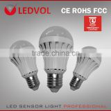 Emergency LED bulb light with rechargeable built-in Li-battery BSL-5W-E