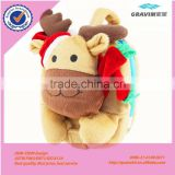 Lovely Christmas elf and deer bag for children                                                                         Quality Choice