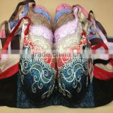 2.3 USD 36-42 C Cup Thin Foam Top Good Quality Ladies Sexy Bra (gdwx117)