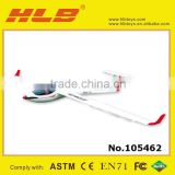 Newest!!!2.4G 6ch Super Cup Aerodone rc glider with lamp