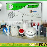 SSG-Y Series high quality Double network alarm panel GSM /PSTN wireless home security alarm system