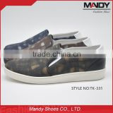 Alibaba custom print logo on color changing casual men shoes                                                                                                         Supplier's Choice