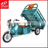 Export 600KG Heavy Loading 1.5m Big Cargo Box Electric Vehicle Tricycle For Cargo Express