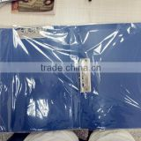 customized self adhesive opp plastic bag for file holder packaging/ file holder packaging bags