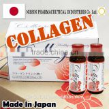 Fish Collagen Health and Tasty Drink, Red Orange Flavor Made in Japan