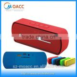 China Wholesale Bluetooth Portable Stereo Speaker with TF card