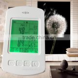 Hot selling wholesale pm2.5 pm10 air particle counter and temperature and air pollution counter