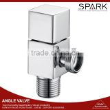 Hot sell Plumbing Chrome Brass Material Angle Valve