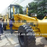motor grader,land leveller,Torque converter and power-shift gearbox,CUMMINS engine 165hp,ripper,front blade