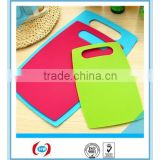 uhmw-pe round plastic cutting board/cheap plastic cutting board/flexible plastic cutting board