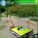 Giant inflatable free fall big air bag jumping airbag stunt air bag for game                                                                                                         Supplier's Choice