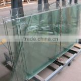 12mm thick toughened glass for door